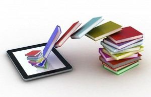 E-books etc. The new growing market trends